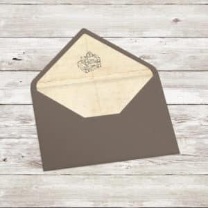 envelope liner thumb