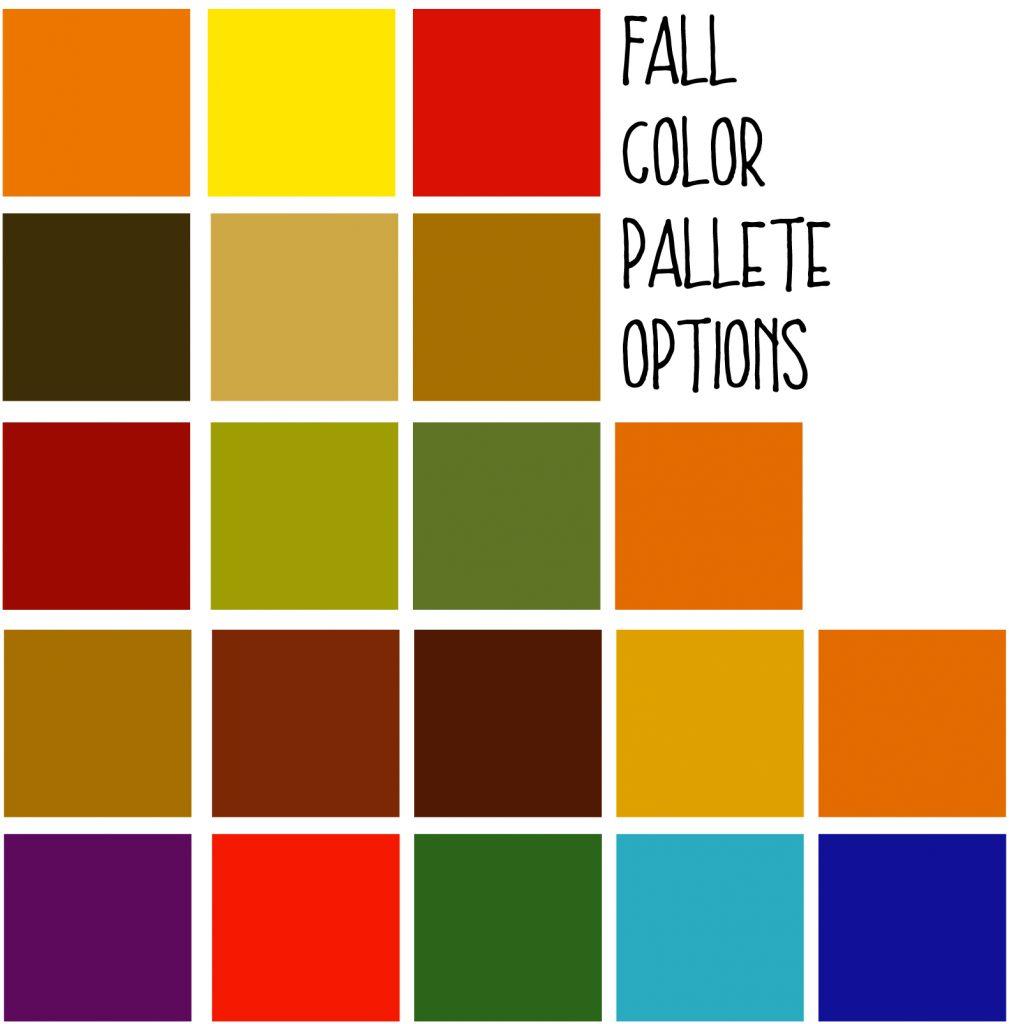 fallcolorpallete